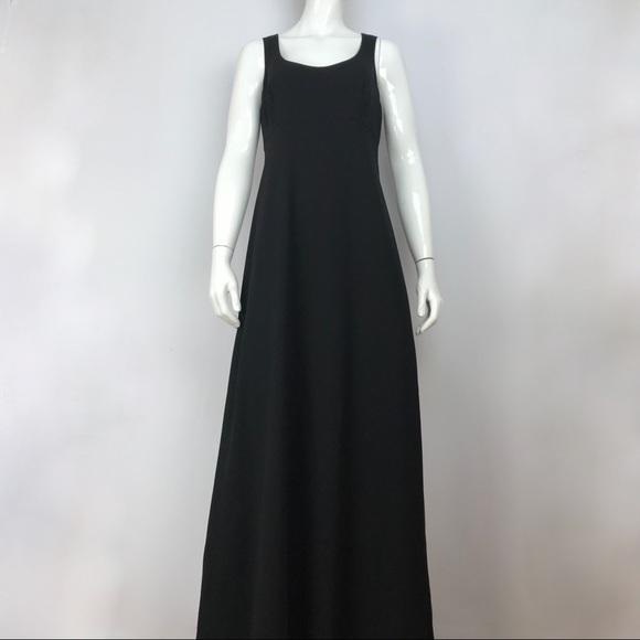 Nicole Miller Dresses & Skirts - Nicole Miller New York Black Full Length Dress
